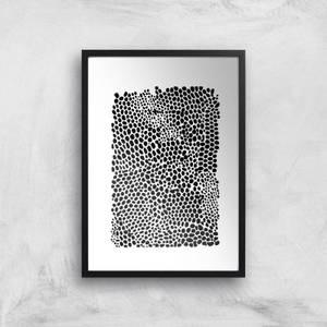 Snake Skin Giclee Art Print
