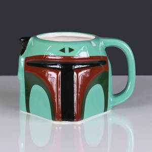 Tasse sculptée 3D Boba Fett  Star Wars