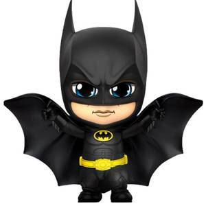Hot Toys Batman Returns Cosbaby Mini Figure Batman 12 cm