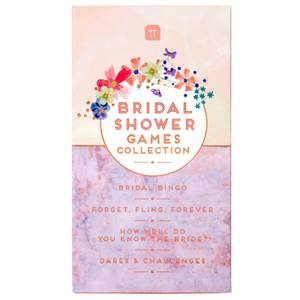 Bridal Party Games - Set of 4 Games
