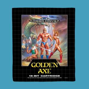 SEGA Golden Axe Fleece Blanket