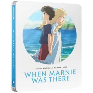 Steelbook Souvenirs de Marnie