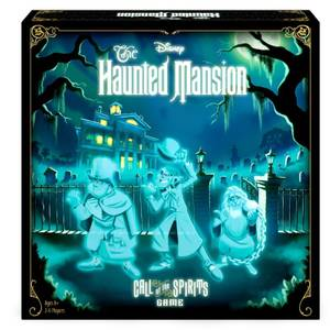 Family Game - Disney's The Haunted Mansion