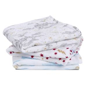 aden + anais Iconic Harry Potter™ Muslin Squares (3 Pack)