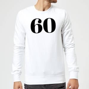 60 Sweatshirt - White