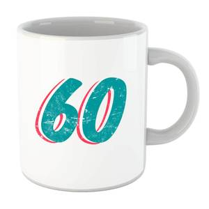 60 Distressed Mug