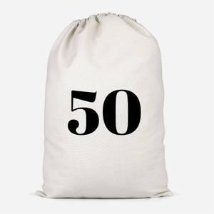 50 Cotton Storage Bag