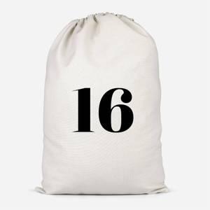 16 Cotton Storage Bag