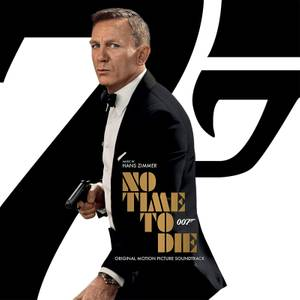 James Bond - No Time to Die Original Soundtrack 2LP