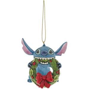 Disney Traditions Stitch Hanging Ornament 7cm