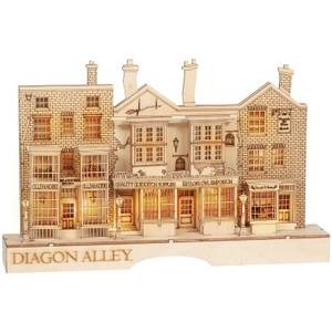 Harry Potter Village Diagon Alley Lit Centrepiece