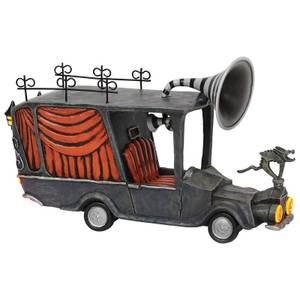 The Nightmare Before Christmas Village The Mayor's Car 10.5cm