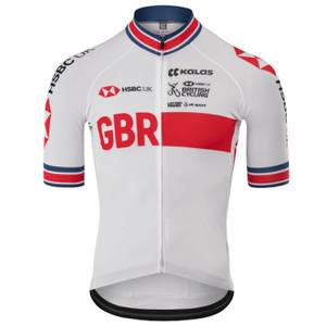 Kalas GBCT Pro Jersey - White