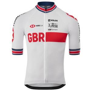 Kalas GBCT Elite Jersey - White