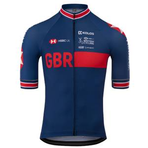 Kalas GBCT Elite Training Jersey - Blue
