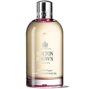 Molton Brown Fiery Pink Pepper Pampering Bathing Oil 200ml