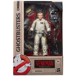 Hasbro Ghostbusters Plasma Series Peter Venkman Toy 6-Inch-Scale Collectible Classic 1984 Ghostbusters Figure