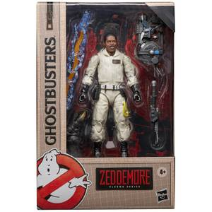 Hasbro Ghostbusters Plasma Series Winston Zeddemore Toy 6-Inch-Scale Collectible Classic 1984 Ghostbusters Figure