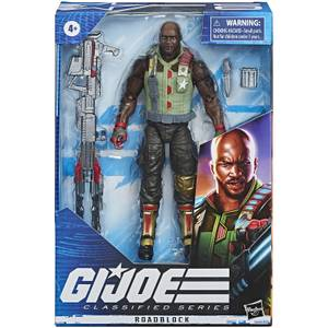 G.I. Joe Classified Series - Figurine Roadblock