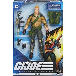 G.I. Joe Classified Series - Figurine Duke