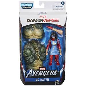 Hasbro Marvel Legends Series Gamerverse - Ms. Marvel