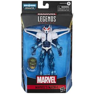 Hasbro Marvel Legends Series Gamerverse - Marvel's Mach-I