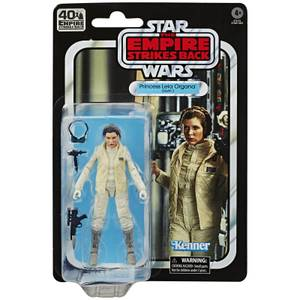 Hasbro Star Wars The Black Series Princess Leia Organa (Hoth) Toy Action Figure