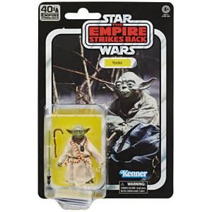 Star Wars The Black Series - Figurine articulée Yoda