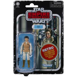Star Wars Retro Collection, Star Wars : L'Empire contre-attaque, princesse Leia Organa (Hoth)