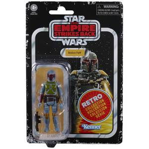 Figura de acción Boba Fett - Star Wars Retro Collection