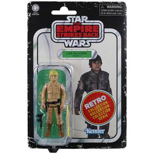 Figura de acción Luke Skywalker - Star Wars Retro Collection
