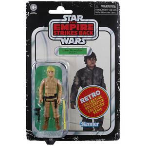 Hasbro Star Wars Retro Collection Luke Skywalker (Bespin) Toy Action Figure
