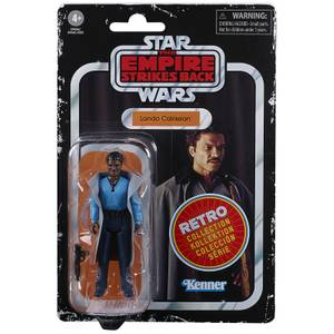 Figura de acción Lando Calrissian - Star Wars Retro Collection