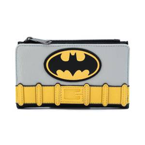 Loungefly DC Comics Dc Comics Vintage Batman Cosplay Wallet