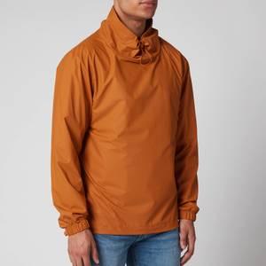 RAINS Ultralight Pullover Jacket - Camel