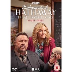 Shakespeare & Hathaway: Private Investigators: Series 3