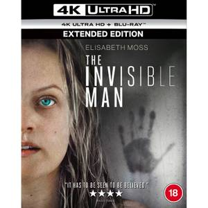 The Invisible Man - 4K Ultra HD (Includes 2D Blu-ray)