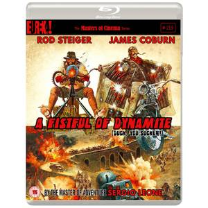 A Fistful of Dynamite (Masters of Cinema)