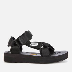 Suicoke Depa-V2 Nylon Sandals - Black