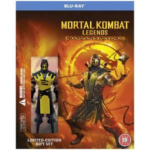 Mortal Kombat Legends: Scorpion's Revenge with Mini Figure