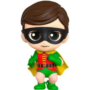 Hot Toys Batman 1966 Cosbaby Mini Figure Robin 11 cm