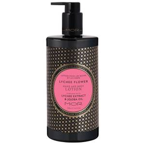 MOR Emporium Classics Lychee Flower Hand and Body Lotion 500ml