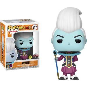 Dragon Ball Super Whis (GITD) Funko Pop! Vinyl