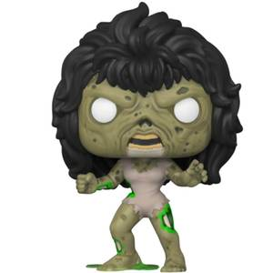 Marvel Zombies She-Hulk EXC Funko Pop! Vinyl