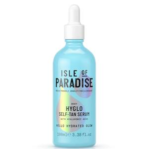 Isle of Paradise HYGLO Hyaluronic Self-Tan Serum for Body 100ml