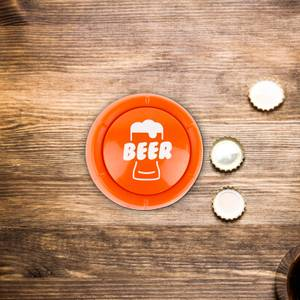 Beer Noise Button