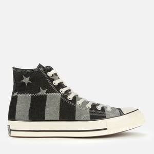 Converse Men's Chuck Taylor All Star '70 Hi-Top Trainers - Black/White/Egret