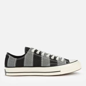 Converse Men's Chuck Taylor All Star '70 Ox Trainers - Black/White/Egret