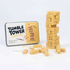 Tin Games - Tumble Tower