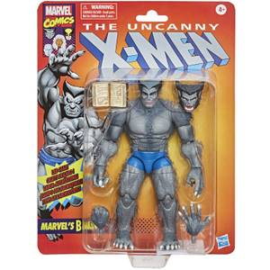 Hasbro Marvel Legends 6-inch Marvel's X-Men Beast Vintage Collection Action Figure